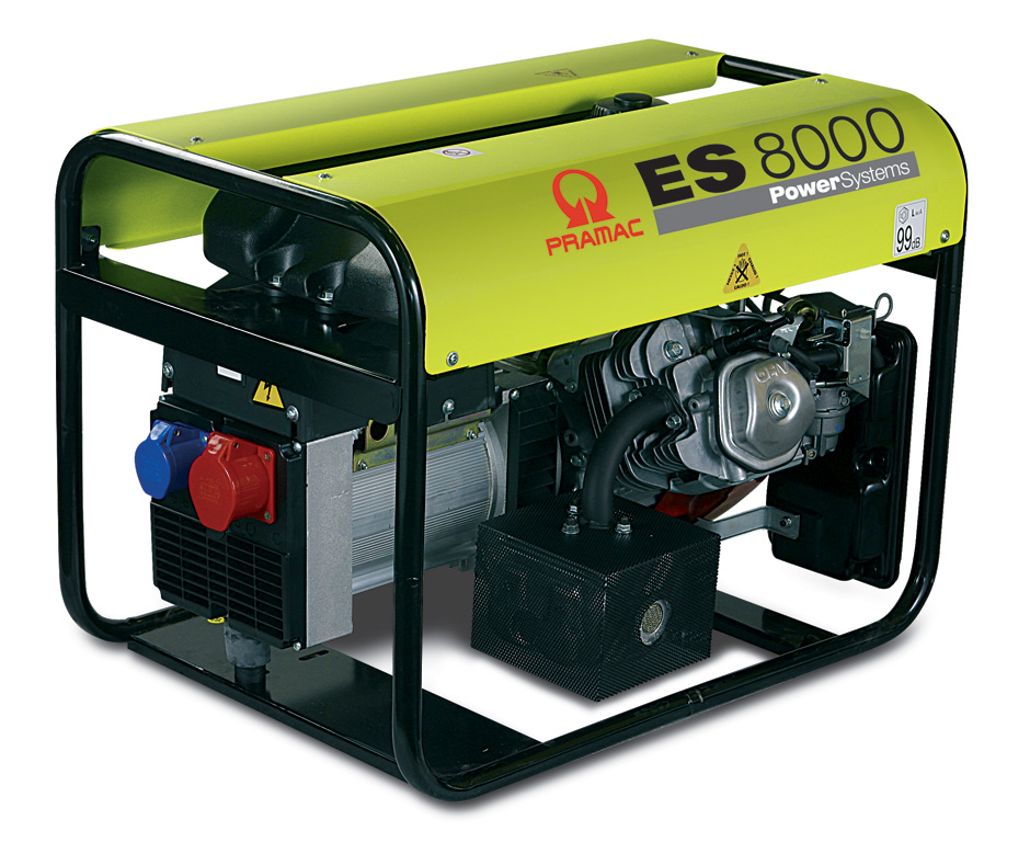 elektrigeneraator-9kva-bensi